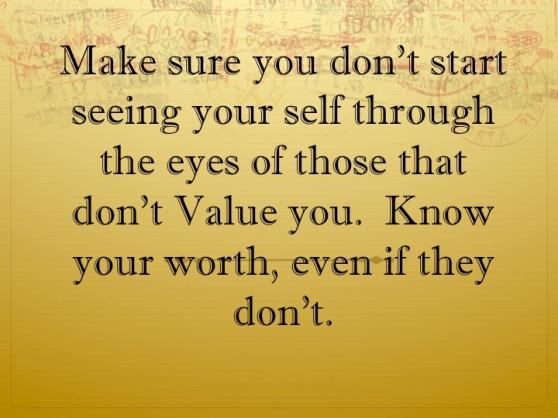 Make Sure....
